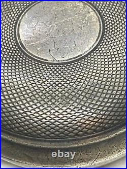 Antique Vintage Sterling Silver Sovereign Coin Holder case