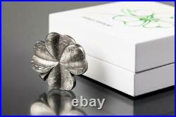 Palau 2018 $5 Silver Fortune 1 oz Silver Antique Coin