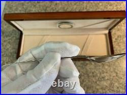 Paul Revere Coin Silver Desert Spoon Circa 1780's