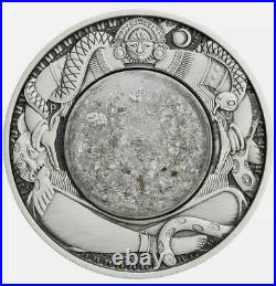 Tears of the Moon 2021 2oz Silver Antiqued Coin Perth Mint only 2500 issued
